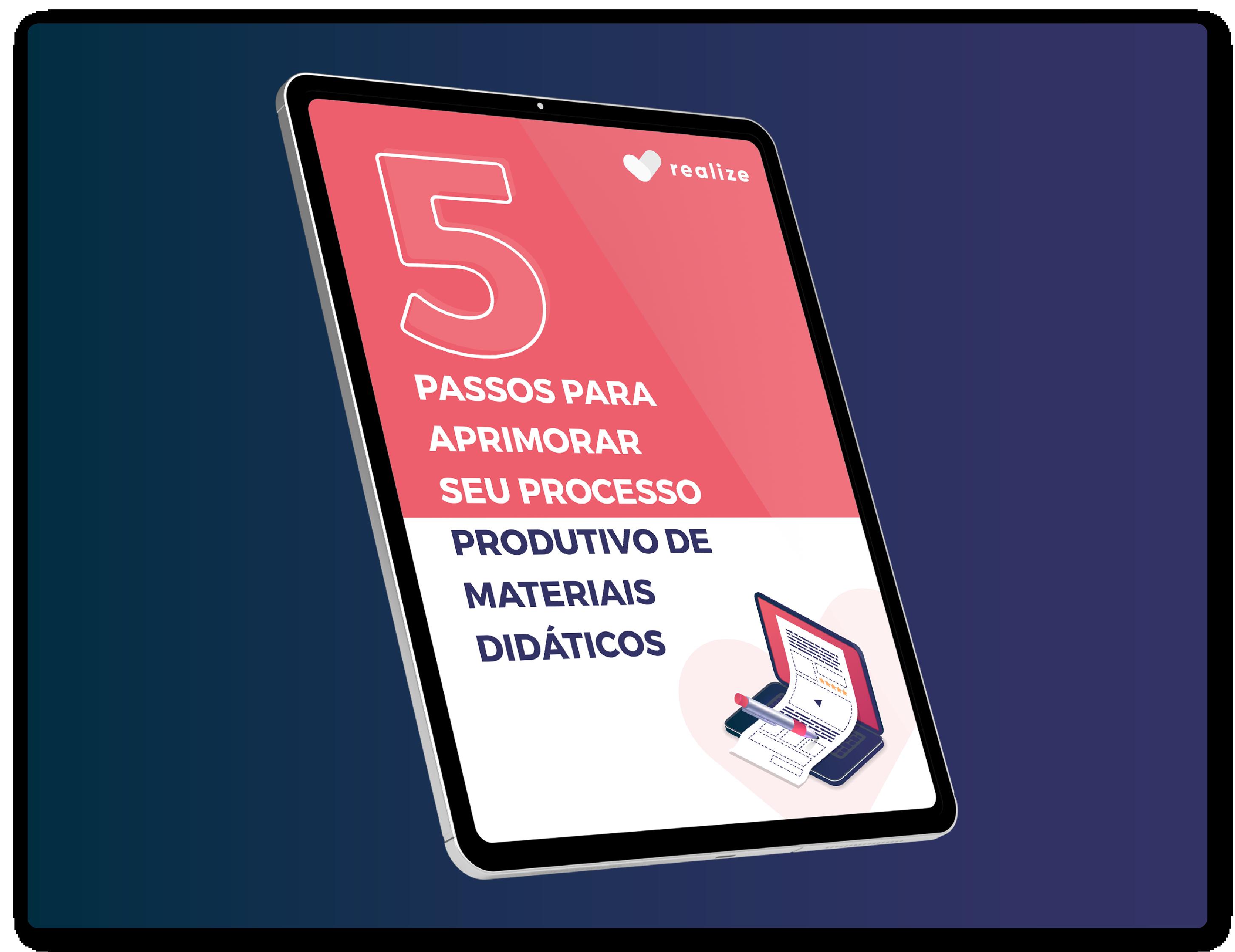 Materiais Realize - Ebook